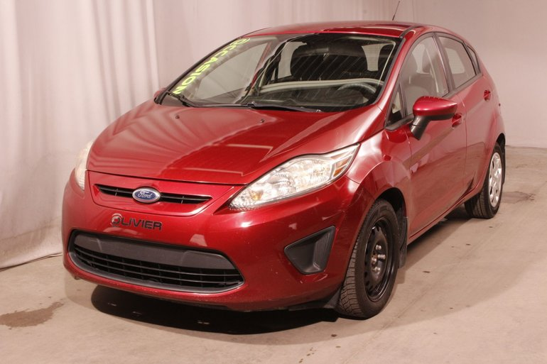 Ford Fiesta SE FWD A/C 2013