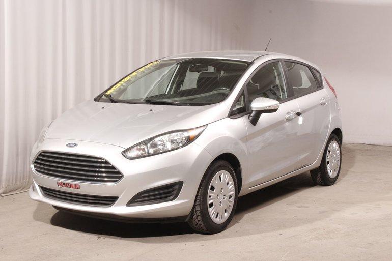 2014 Ford Fiesta SE HATCH AUTO A/C BLUETHOOT