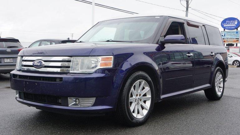 Ford Flex SEL-AWD-6 PASSAGER-TOUT ÉQUIPÉ 2011