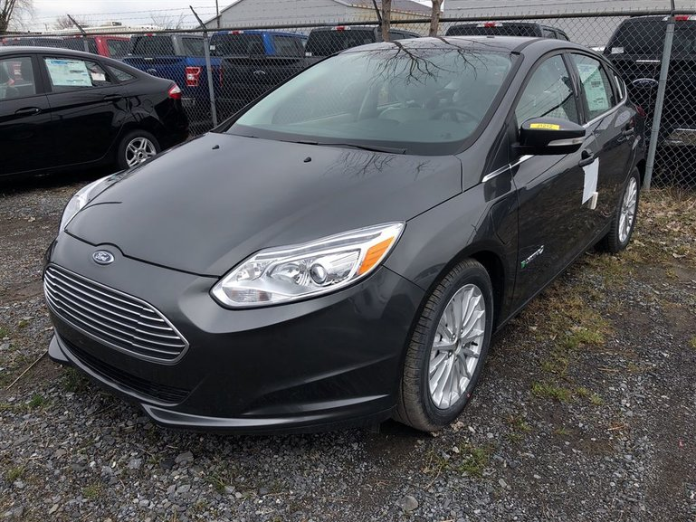 Ford Focus electric Base 2018