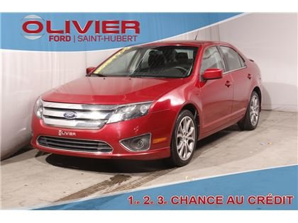 Ford Fusion SE AUTO BLUETOOTH MAGS A/C 2012
