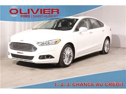 Ford Fusion SE LUXURY AWD BLUETHOOT TOIT MAGS 2016
