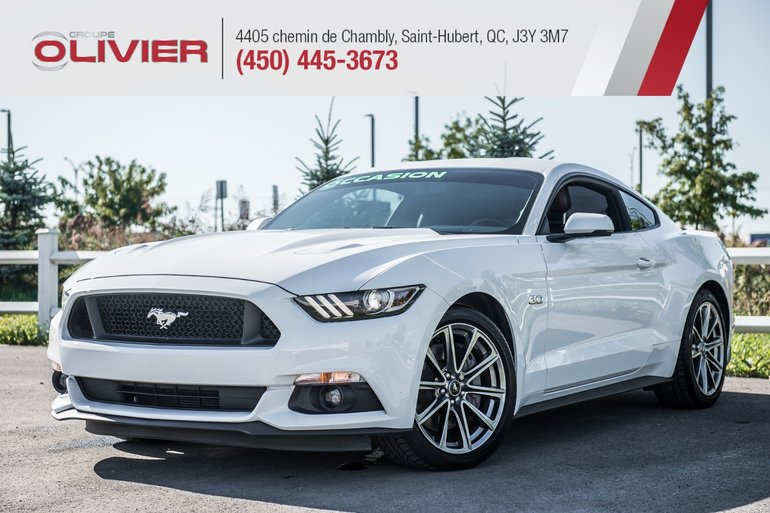 Ford Mustang GT COUPE PREMIUM 5.0L 2016