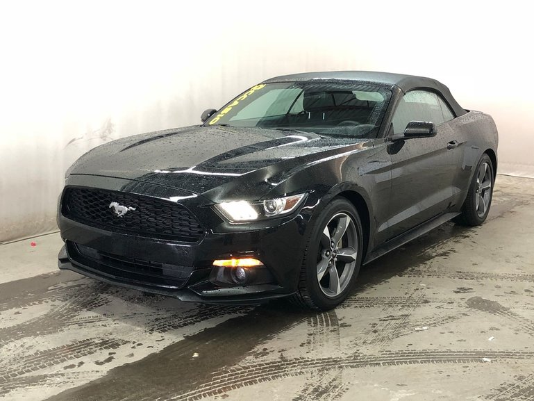 2017 Ford Mustang V6 3.5L CONVERTIBLE  AUTO BLUETOOTH MAGS