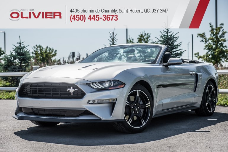 Mustang Gt California Special >> Groupe Olivier New 2019 Mustang Gt Premium California