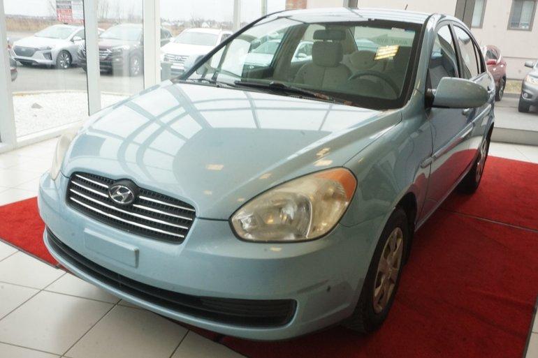 Hyundai Accent AUTOMATIQUE-CD-POUR PETIT BUDGET 2006