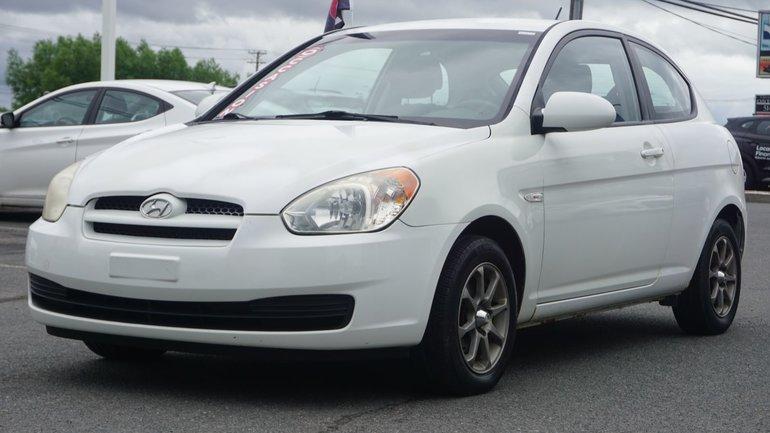 Hyundai Accent POUR PETIT BUDGET-VENDU TEL QUEL 2007