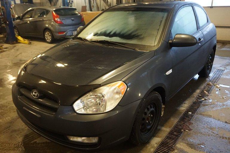 Hyundai Accent BAS KILO-TRÈS PROPRE-JAMAIS ACCIDENTÉ 2009