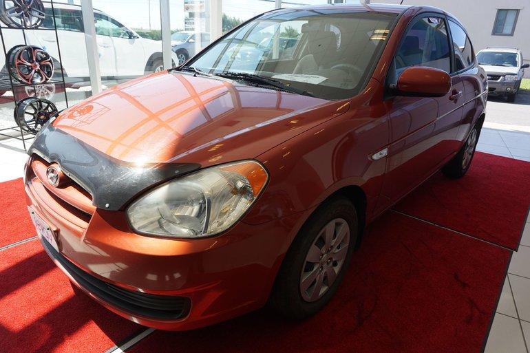 2010 Hyundai Accent POUR PETIT BUGET-VÉHICULE PROPRE
