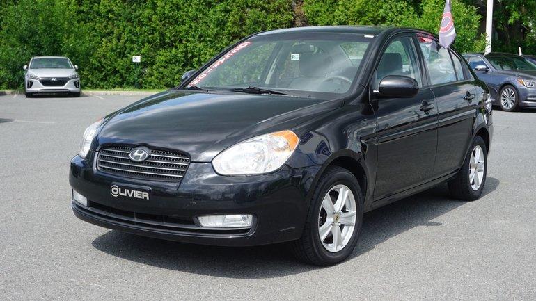 Hyundai Accent GL SE-BAS KILO-COMME NEUF-TOIT OUVRANT-A/C 2011