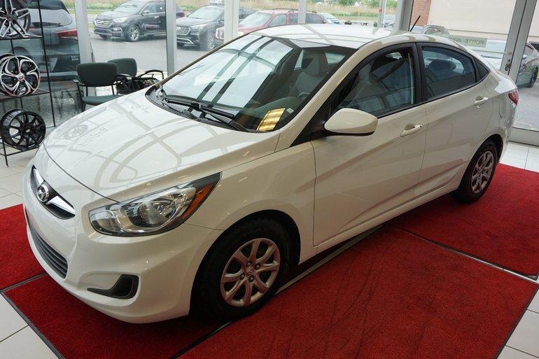 Hyundai Accent GL 2013
