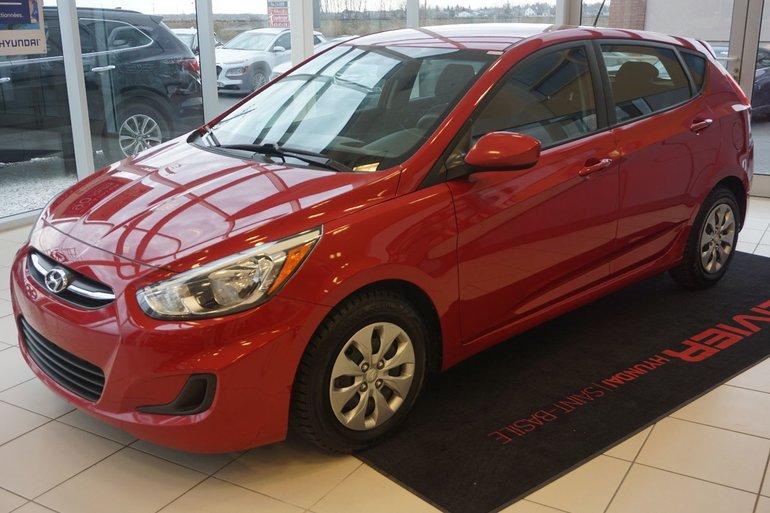 Hyundai Accent L-AUTOMATIQUE-TRÈS PROPRE-DÉMARREUR 2016