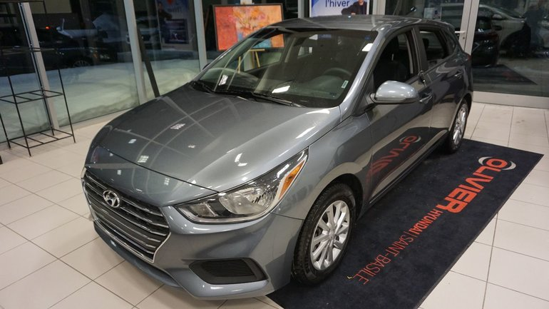 Hyundai Accent GL AUTO A/C GR.ELEC SIEGE CHAUFFANT 2018