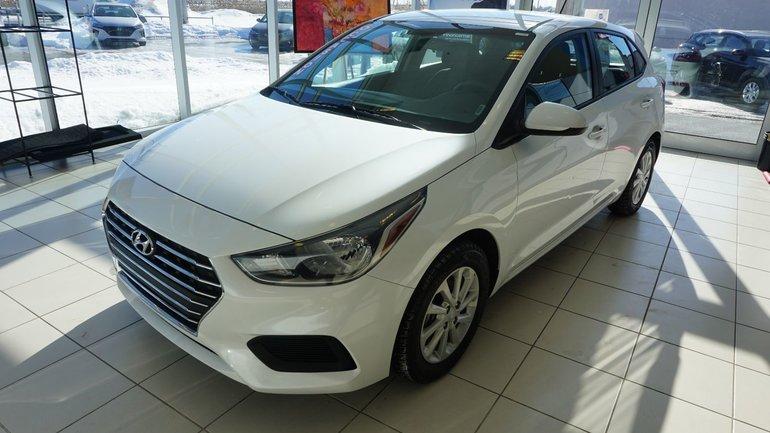 Hyundai Accent GL AUTO A/C GR.ELEC BLUETOOTH 2018