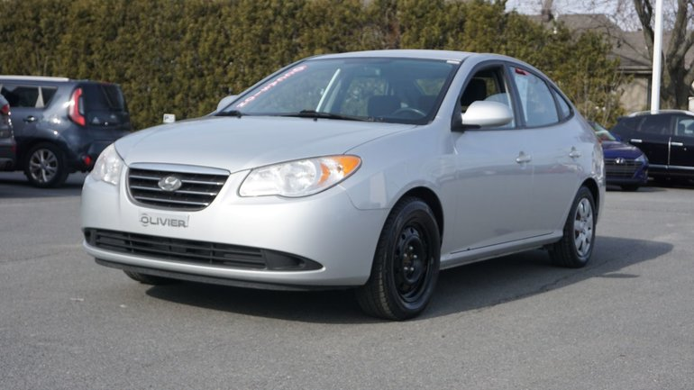Hyundai Elantra PETIT BUDGET 2009