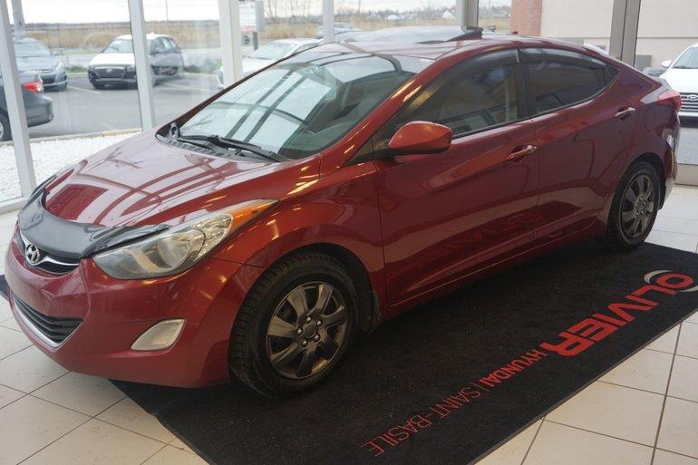 2011 Hyundai Elantra GLS Auto a/c gr.elec toit mag