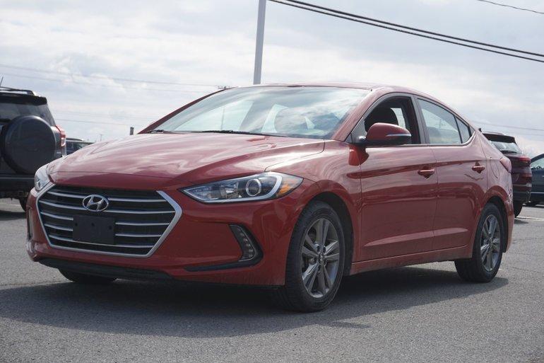 Hyundai Elantra GL AUTO A/C MAG CAMERA VOLANT CHAUFFANT 2018