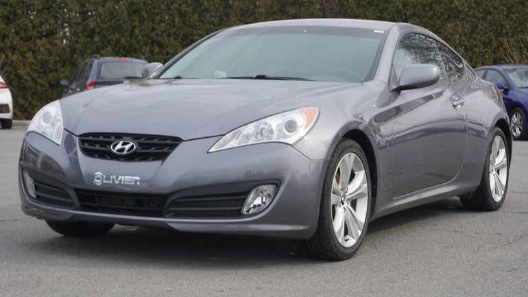 Hyundai Genesis Coupe 2.0L TURBO-BLUETOOTH-CRUZ-MAG 2012