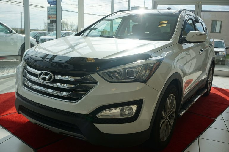 Hyundai Santa Fe Sport LIMITED 2.0t -CUIR CAMÉRA-NAVIGATION-BLUETOOTH 2014
