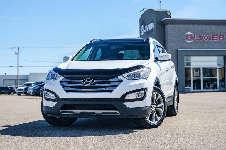 Hyundai Santa Fe Sport LIMITED 2014