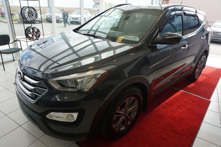 2015 Hyundai Santa Fe Sport LUXURY CUIR TOIT MAG BLUETOOTH