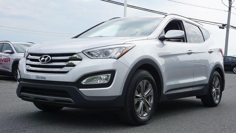 Hyundai Santa Fe Sport BAS KILO-UNE SEULE PROPRIO-JAMAIS ACCIDENTÉ-BLUETO 2015
