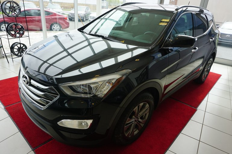 Hyundai Santa Fe Sport PREMIUM AWD A/C GR.ELEC CRUISE 2016
