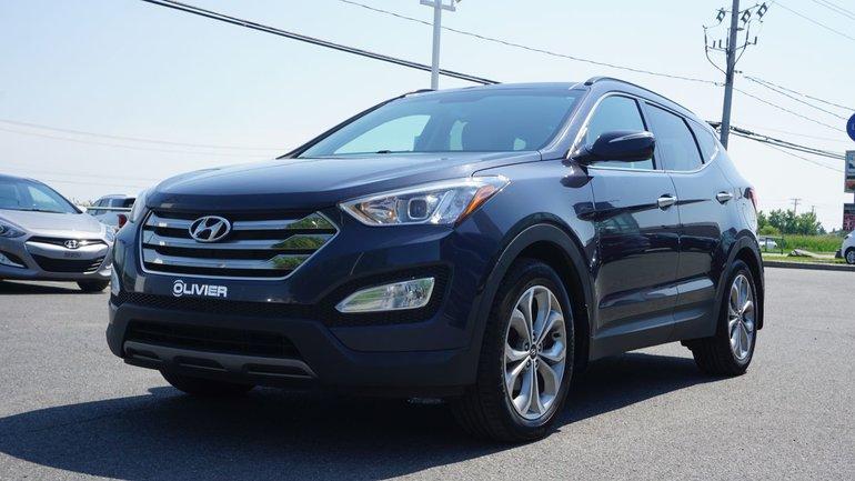 Hyundai Santa Fe Sport SPORT 2.0T-AWD-CUIR- TOIT PANO-CAMÉRA- 2016