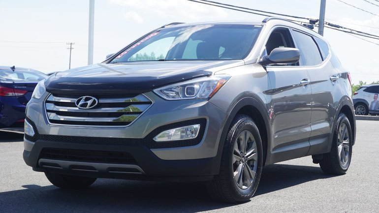 Hyundai Santa Fe Sport Premium-2.0T-AWD-BLUETOOTH-A/C AUTOMATIQUE-MAG 2016