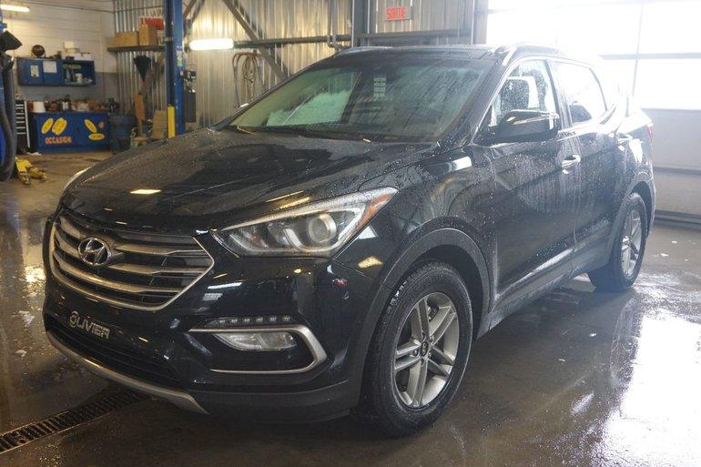 Hyundai Santa Fe Sport SPORT-AWD-CUIR-TOIT PANO-CAMÉRA 2018