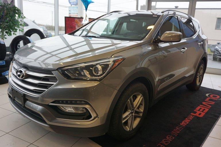 Hyundai Santa Fe Sport SE-2.4L-CUIR-TOIT-PANO-MAGS-BLUETOOTH-CAMÉRA 2018