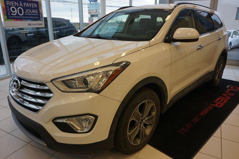 2013 Hyundai Santa Fe XL 7 PASSAGER-COMME NEUF-UN SEUL PROPRIO
