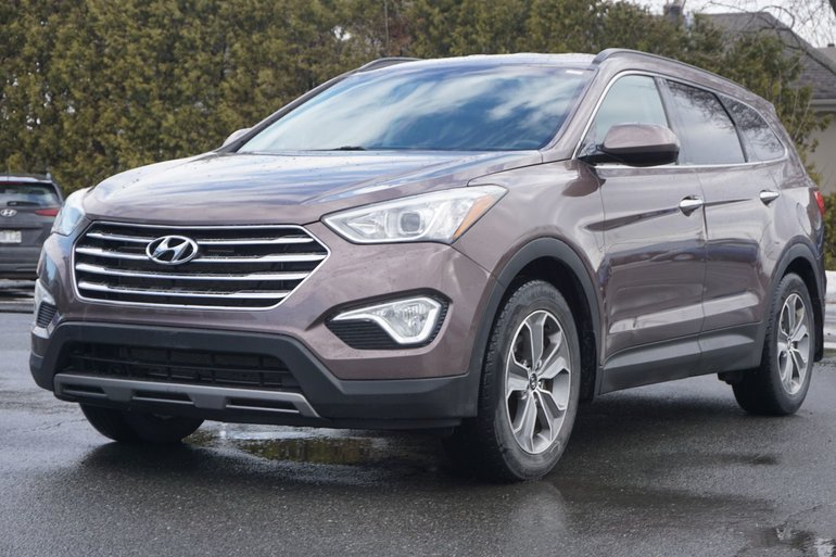 Hyundai Santa Fe XL XL-7 PASSAGER-AWD-BLUETOOTH-MAG 2013