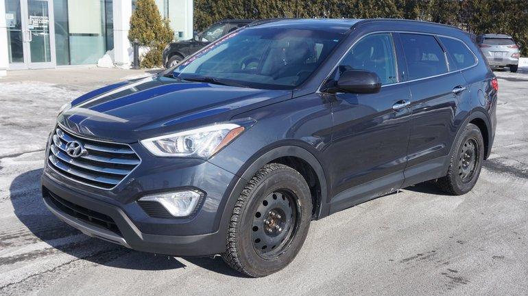 Hyundai Santa Fe XL 7 PASSAGER-BLUETOOTH-MAG-GARANTIE 2014