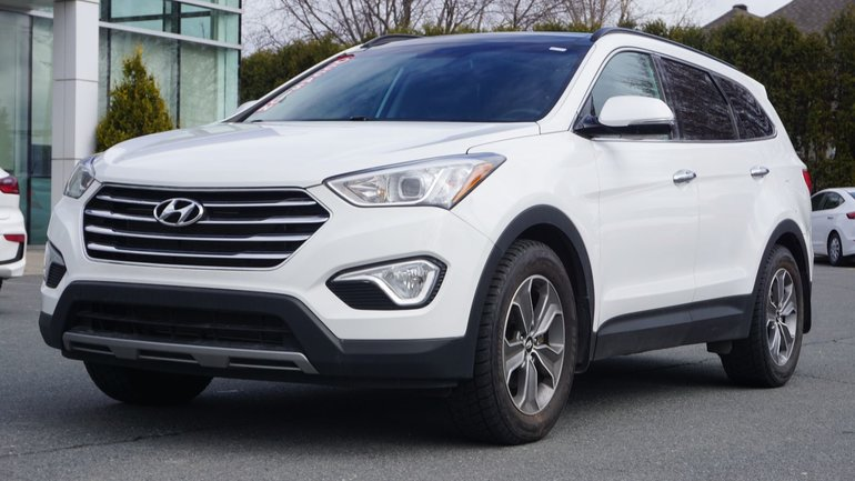 Hyundai Santa Fe XL LUXURY-7 PASSAGER-CUIR-CAMÉRA-AWD-TOIT PANO- 2015