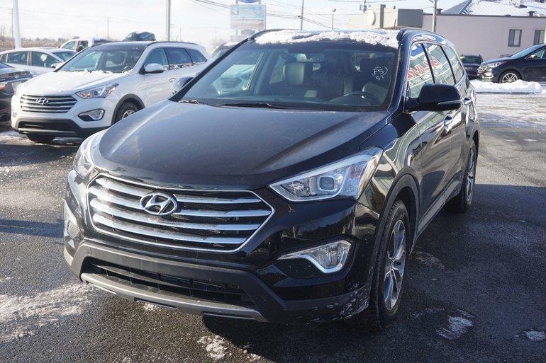 Hyundai Santa Fe XL XL-LUXURY-CUIR-TOIT PANO-CAMÉRA-BLUETOOTH 2016