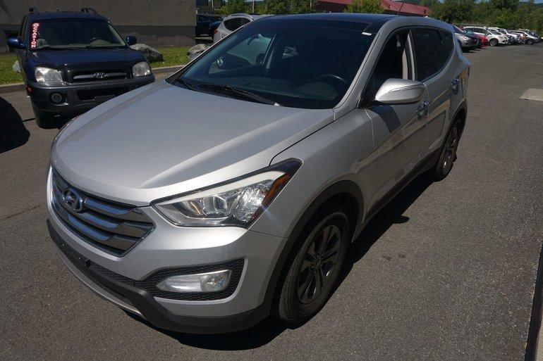 Hyundai Santa Fe SPORT LUXURY-CUIR-4X4-TOIT PANO-CAMÉRA 2013