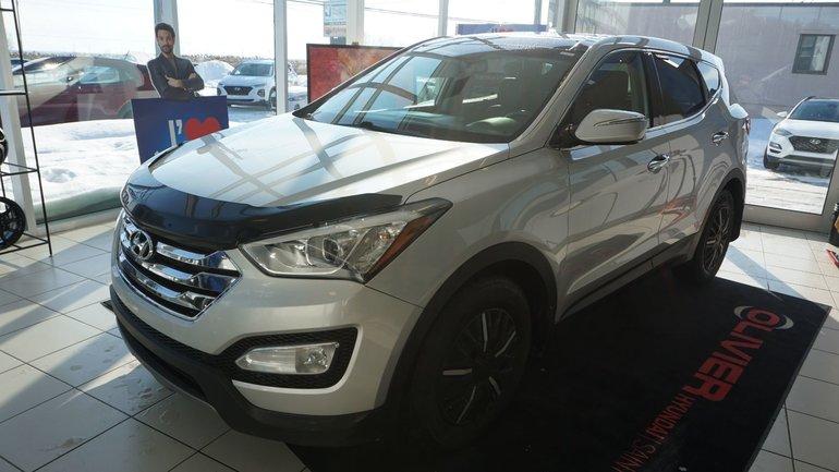 Hyundai Santa Fe SE 2.0T-AWD-CUIR-TOIT PANO-TRÈS PROPRE 2013