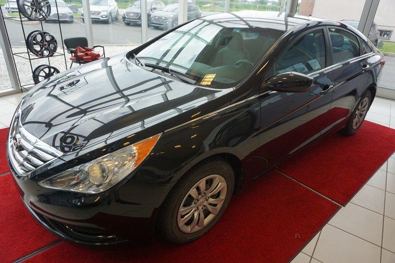 2013 Hyundai Sonata GL A/C GR.ELEC SIEGE CHAUFFANT CRUISE