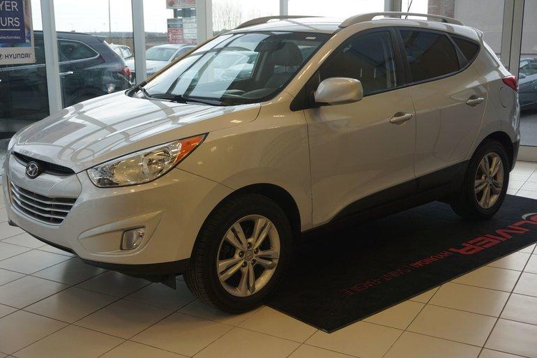 Hyundai Tucson GL-BAS KILO-TRÈS PROPRE-JAMAIS ACCIDENTÉ 2013