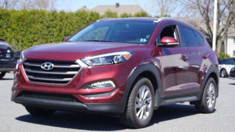 Hyundai Tucson PREMIUM-AWD-BLUETOOTH-TRÈS BAS KILO 2016