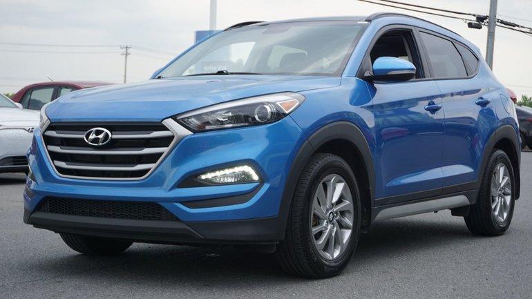 Hyundai Tucson SE-CUIR-TOIT-CAMÉRA-BLUETOOTH-CUIR-TOIT PANO-MAG 2017