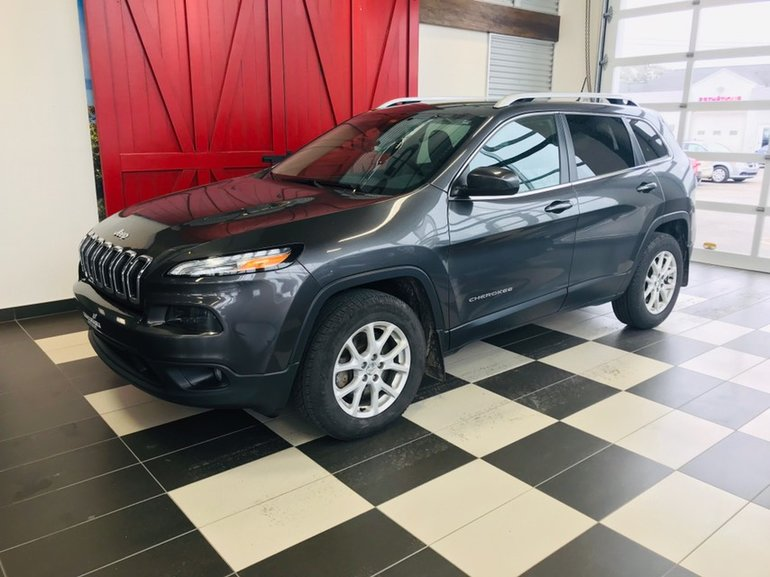 Jeep Cherokee North GPS, MAGS, ATTACHE REMORQUE 2015