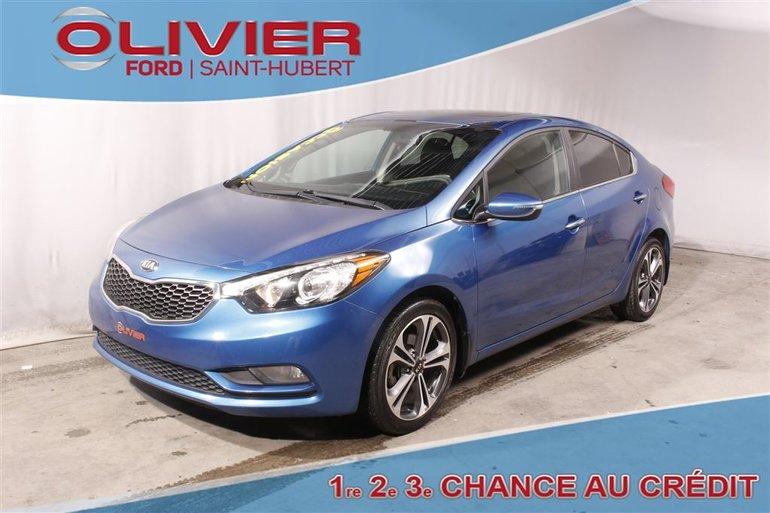 Olivier Ford Saint-Hubert | Pre-Owned 2014 Kia Forte 2 0L EX
