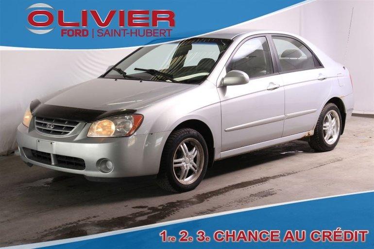 Olivier Ford Saint-Hubert | Pre-Owned 2005 Kia Spectra LX