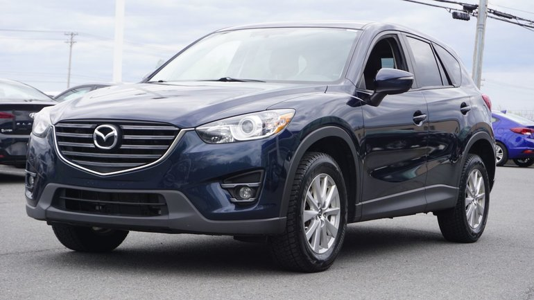 Mazda CX-5 GS-AWD-NAVIGATION-CAMÉRA-COMME NEUF 2016