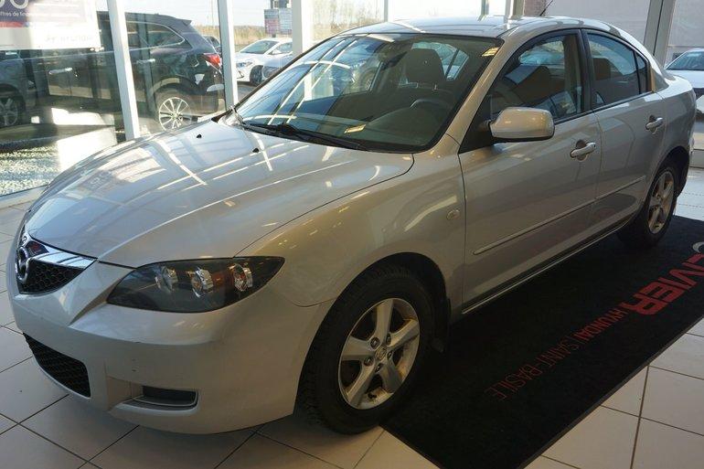 2007 Mazda Mazda3 POUR PETIT BUDGET-AUTOMATIQUE