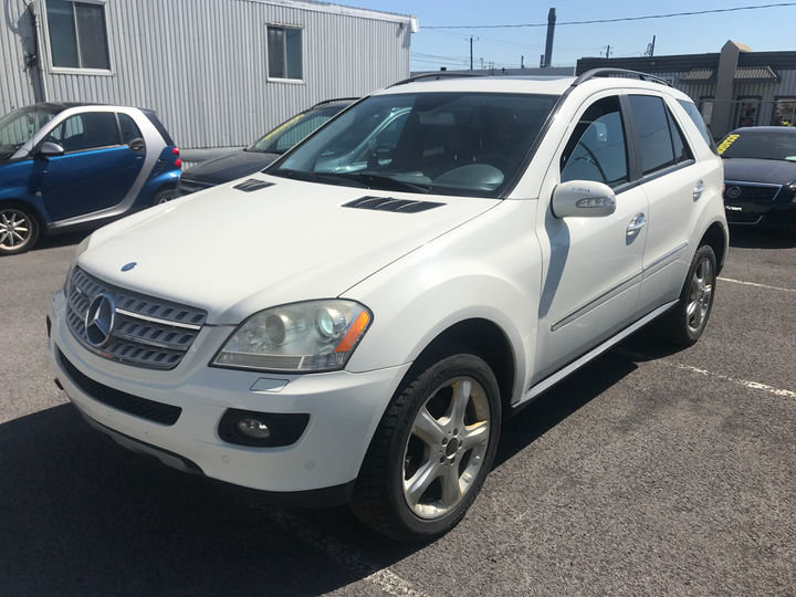 Olivier Ford Saint-Hubert   Pre-Owned 2008 Mercedes-Benz M