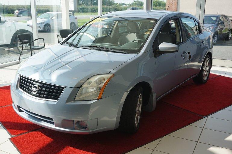 2009 Nissan Sentra AUTO A/C GR.ELEC