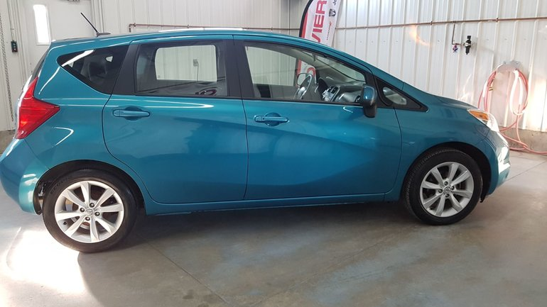 Nissan Note Occasion >> Olivier Occasion Sept Iles Pre Owned 2014 Nissan Versa